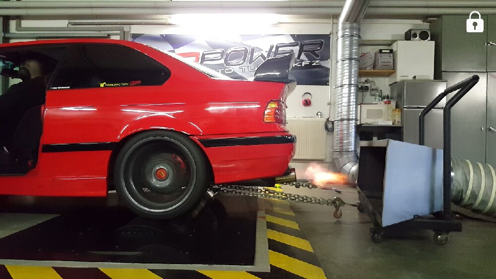 Bmw e36 turbo R6T - 3er BMW - E36