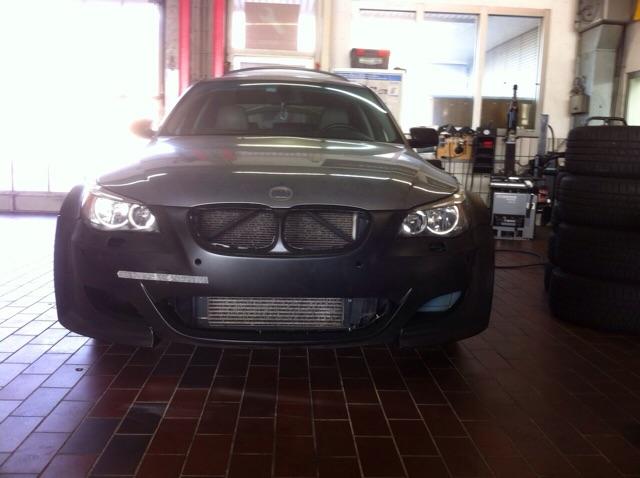 535d - 5er BMW - E60 / E61