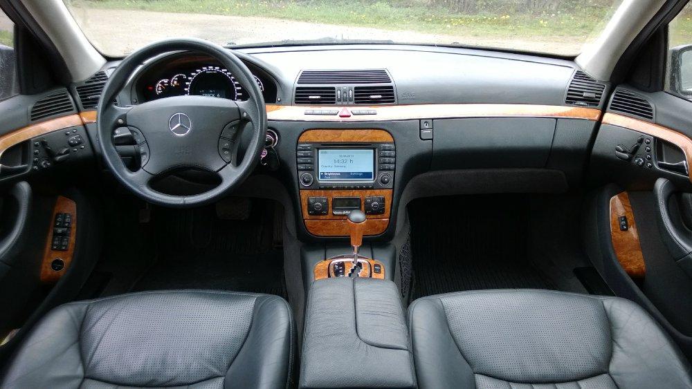 S55 Kompressor AMG ! - Fremdfabrikate