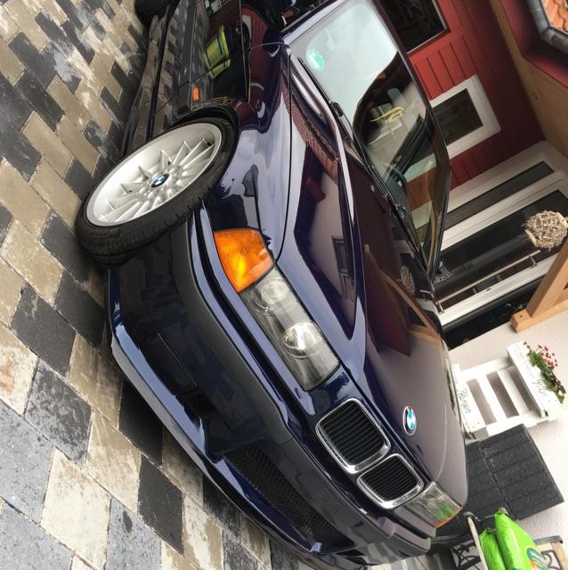 E36 🥤 Limo zum Sonntag - 3er BMW - E36