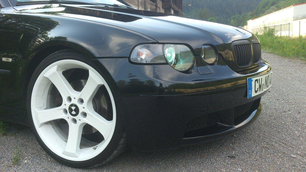 Ex Black&White BMW E46 Compact - 3er BMW - E46