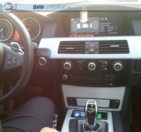 bmw 535d m carbonschwarz 5er bmw e60 e61 limousine tuning fotos bilder. Black Bedroom Furniture Sets. Home Design Ideas