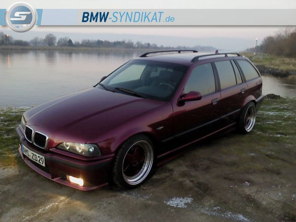 mein e36 touring 318tds 3er bmw e36 touring. Black Bedroom Furniture Sets. Home Design Ideas