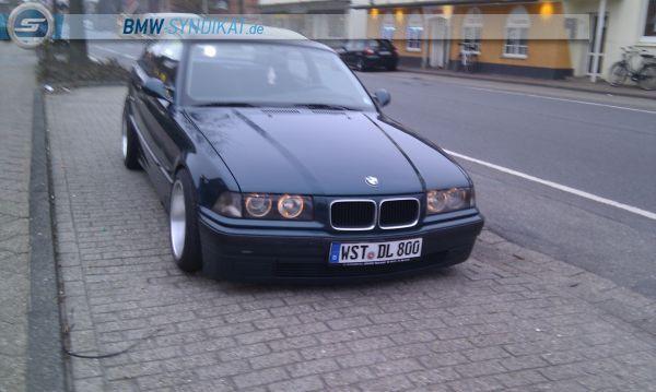E36 coupe - 3er BMW - E36