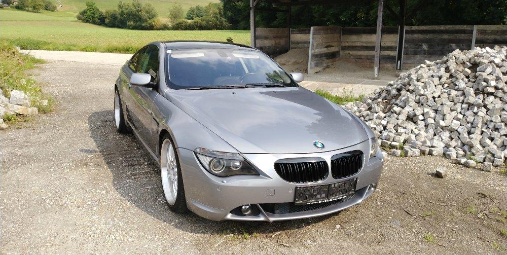 BMW E63 650i in Silbergrau - Fotostories weiterer BMW Modelle