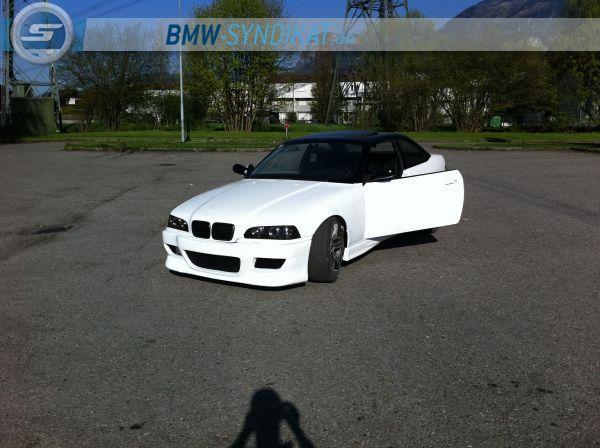 BMW 320i umbau - 3er BMW - E36