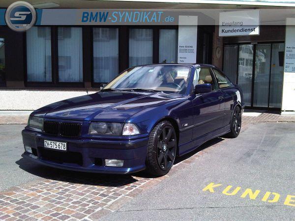 E36 328 Coupe - 3er BMW - E36