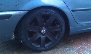 BMW Styling 44 Felge in 8x17 ET 35 mit Falken  Reifen in 225/45/17 montiert hinten Hier auf einem 3er BMW E46 320i (Touring) Details zum Fahrzeug / Besitzer