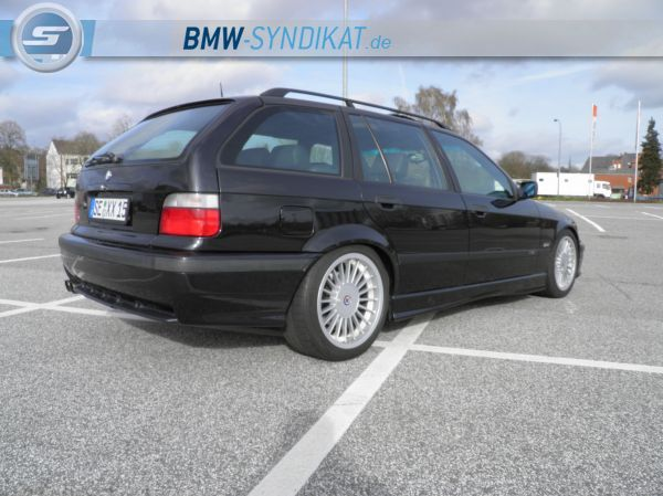 323i touring alpina felgen 3er bmw e36 touring. Black Bedroom Furniture Sets. Home Design Ideas