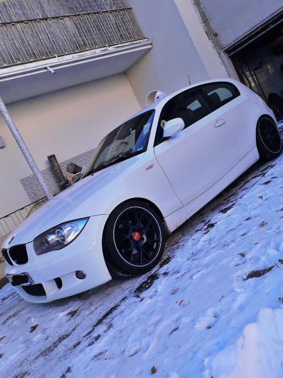 Zurück zu den Wurzeln 118D - 1er BMW - E81 / E82 / E87 / E88