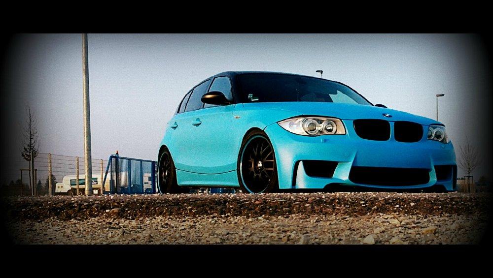 118d (E87) BLUE EMOTION - 1er BMW - E81 / E82 / E87 / E88