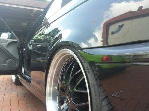 - NoName/Ebay - voolium v2 Felge in 8.5x19 ET 35 mit - NoName/Ebay -  Reifen in 225/35/19 montiert hinten mit 10 mm Spurplatten Hier auf einem 3er BMW E46 320td (Cabrio) Details zum Fahrzeug / Besitzer