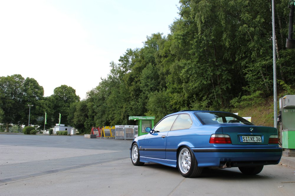 Estoriles ///M3 Coupe 3.2 - 3er BMW - E36