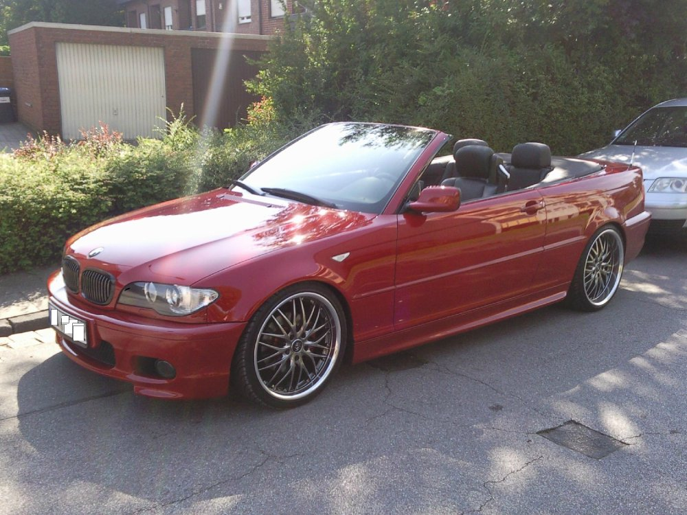 e46 320 ci 3er bmw e46 cabrio tuning fotos. Black Bedroom Furniture Sets. Home Design Ideas
