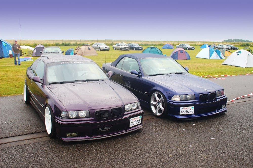 StanceWorks. Totalschaden - 3er BMW - E36