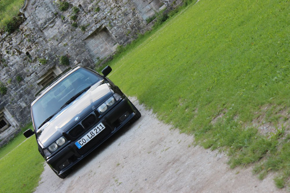 """Mein E36 323ti Compact mit 19"""" E46 M3 Räder - 3er BMW - E36"""
