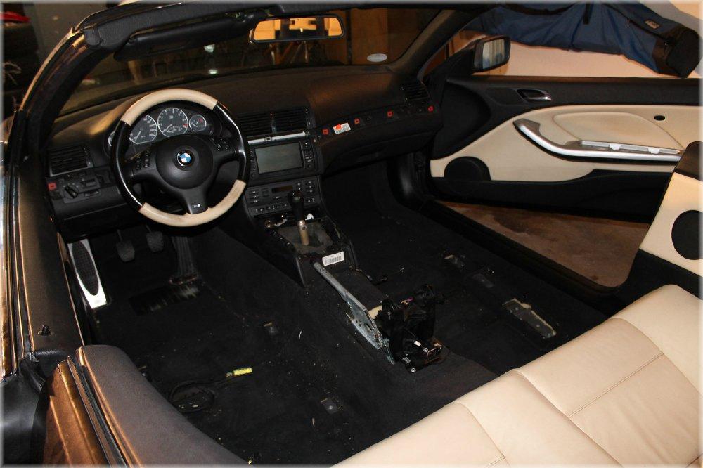 e46 330ci cabrio nachtblau mii individual 3er bmw e46. Black Bedroom Furniture Sets. Home Design Ideas