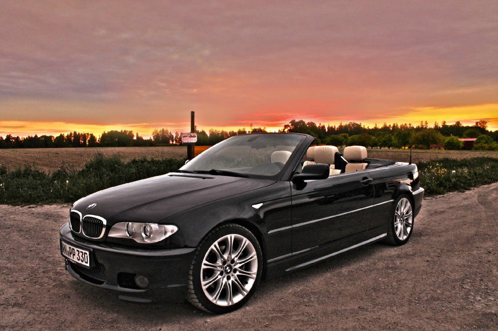 e46 330ci cabrio nachtblau mii individual 3er bmw e46. Black Bedroom Furniture Sets. Home Design Ideas