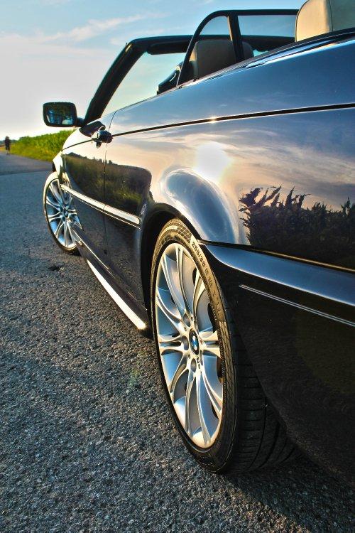 E46 330ci Cabrio Nachtblau MII Individual - 3er BMW - E46