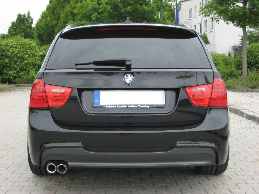 mein black panther bmw e91 lci individual m 3er. Black Bedroom Furniture Sets. Home Design Ideas