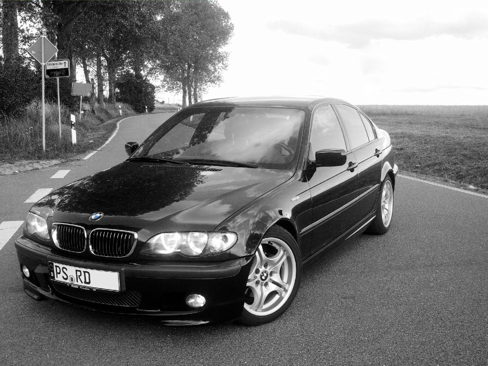 e46 318i m paket 2 limousine 3er bmw e46 limousine. Black Bedroom Furniture Sets. Home Design Ideas