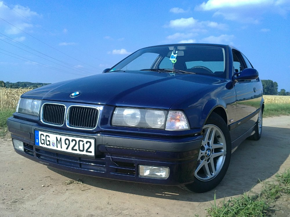 316i compact 3er bmw e36 compact tuning fotos. Black Bedroom Furniture Sets. Home Design Ideas