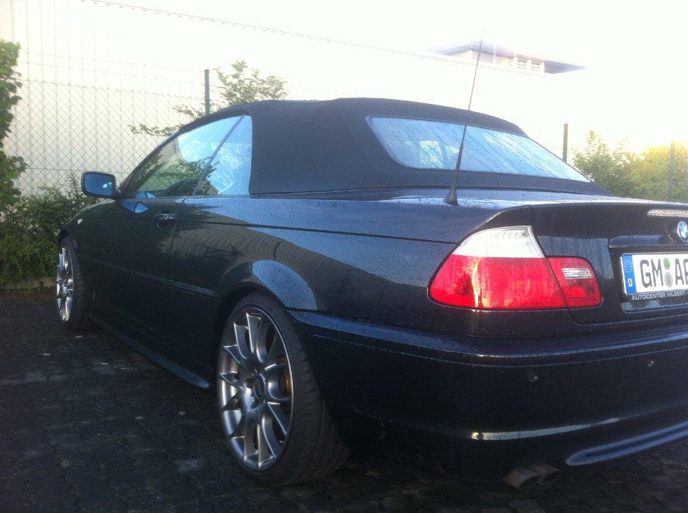 BMW 320ci - E90 FELGEN PASSEN DOCH !!!! - 3er BMW - E46