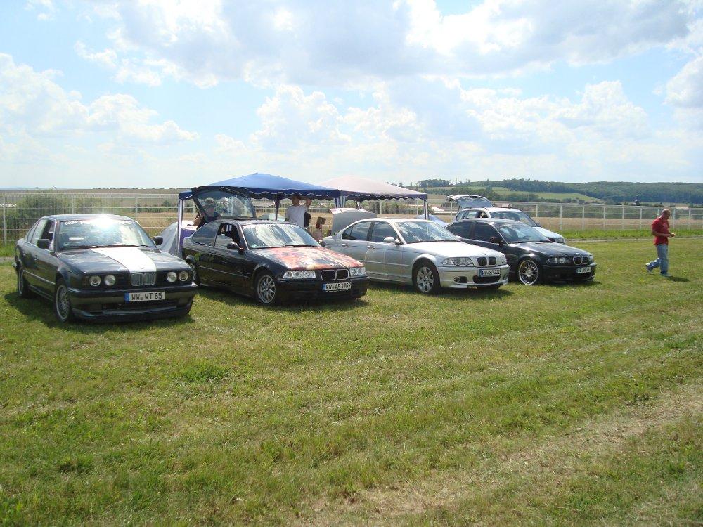 BMW Freunde Westerwald bei Asphaltfieber 2011 - Fotos von Treffen & Events
