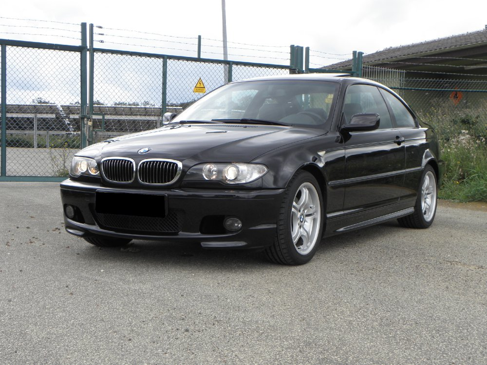 bmw e46 320 ci facelift m paket 3er bmw e46 coupe. Black Bedroom Furniture Sets. Home Design Ideas