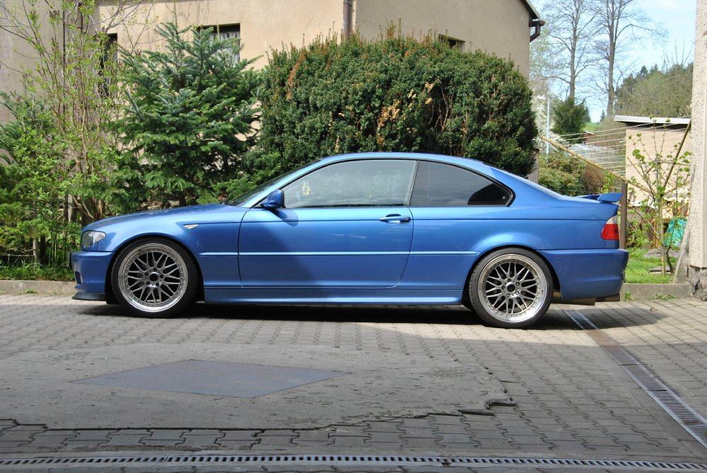 definition e46 clubsport blue dream 3er bmw e46. Black Bedroom Furniture Sets. Home Design Ideas