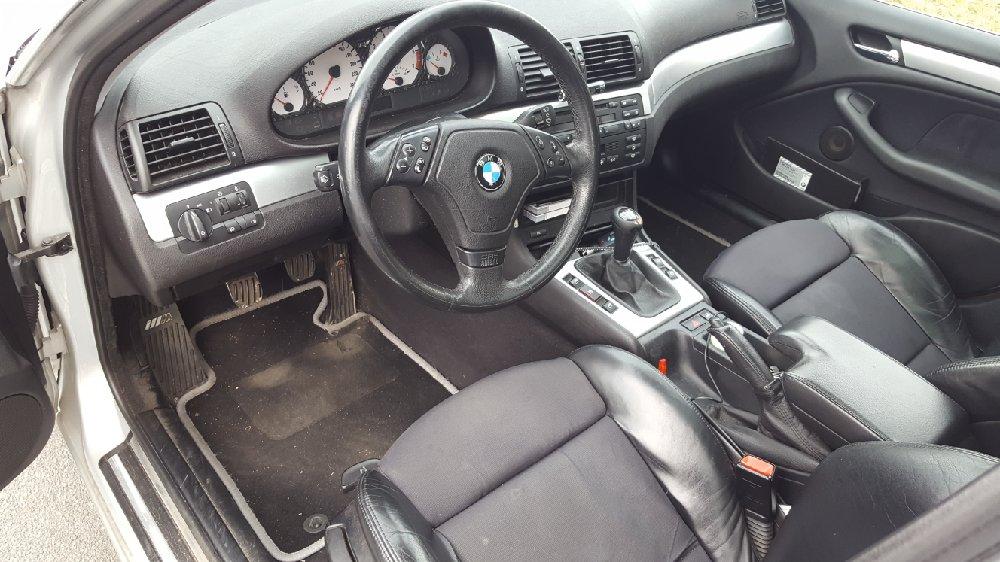 Mein alter großer E46 328i Touring - 3er BMW - E46