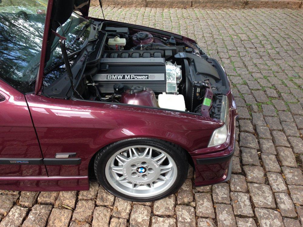 e36 Zero km - 3er BMW - E36