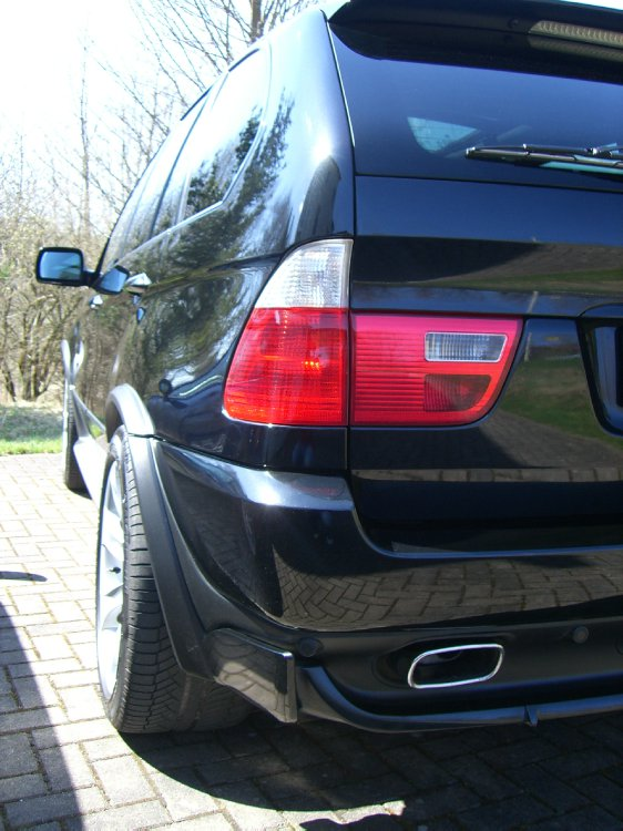 X5 4.8 is ab Werk - BMW X1, X2, X3, X4, X5, X6, X7