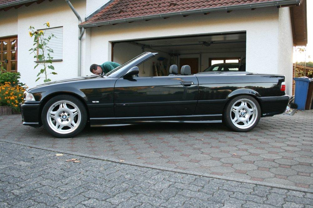 BMW 328i Cabrio (e36) - 3er BMW - E36