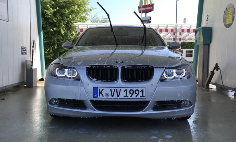 E90 Titansilber - 3er BMW - E90 / E91 / E92 / E93