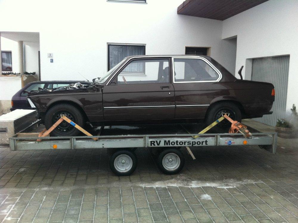 BMW E21 2.7 Alpina B3 - Fotostories weiterer BMW Modelle