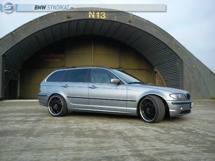 royal wheels GT Felge in 9.5x19 ET 15 mit Hankook S1 evo Reifen in 235