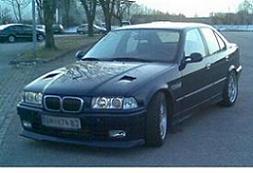 E36 316 BJ94 mit stolzen 280 000 km - 3er BMW - E36 -