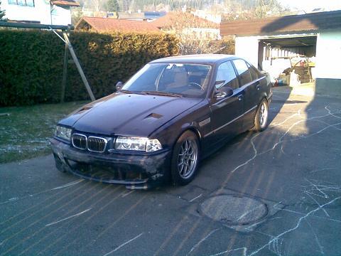 E36 316 BJ94 mit stolzen 280 000 km - 3er BMW - E36
