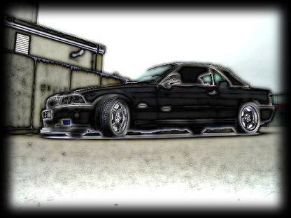 E36 Cabrio  N.R.A - 3er BMW - E36