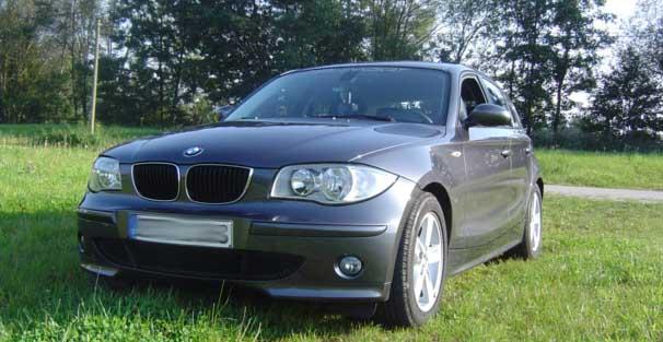 118 I - 1er BMW - E81 / E82 / E87 / E88