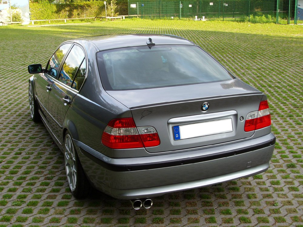 Bmw e46 330i silbergrau metallic interieur update 3er for Bmw e46 interieur