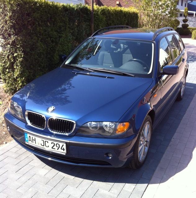 Mein e46, 318i Touring - 3er BMW - E46