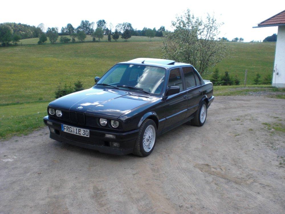 e30 M52. Alltagsschleuder - 3er BMW - E30