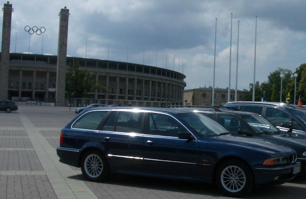 Laufleistung - 5er BMW - E39