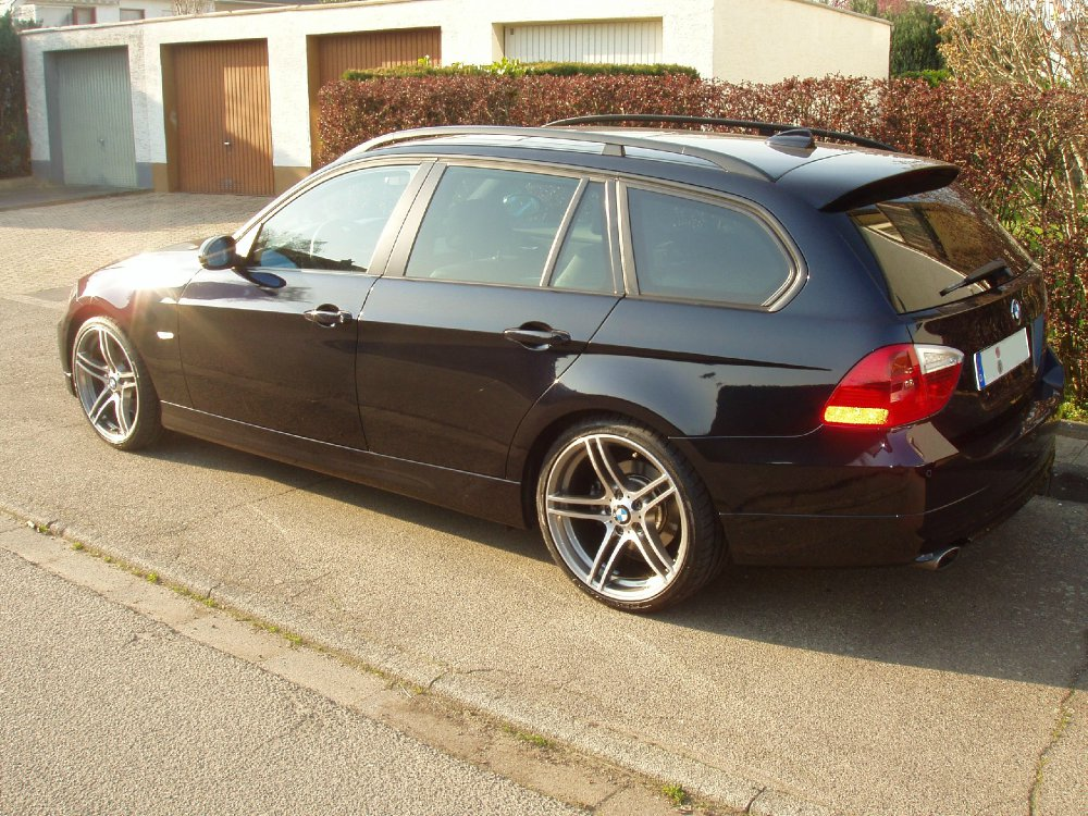 320d touring carbon schwarz metallic 3er bmw e90 e91 e92 e93 touring tuning. Black Bedroom Furniture Sets. Home Design Ideas