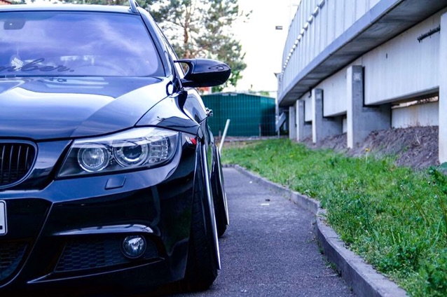 E91 330D//311 PS 663 Nm//M3 Parts//  UPDATE - 3er BMW - E90 / E91 / E92 / E93