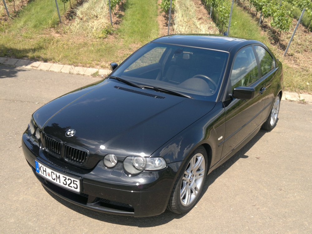 paar bilder von meinem compact 3er bmw e46 compact. Black Bedroom Furniture Sets. Home Design Ideas