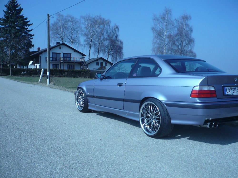 BMW E36 323 Coupe - 3er BMW - E36