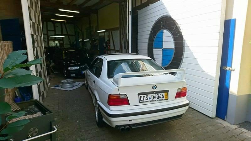 Daily Clubsport Drifter - 3er BMW - E36